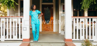 In Home Healthcare Professional